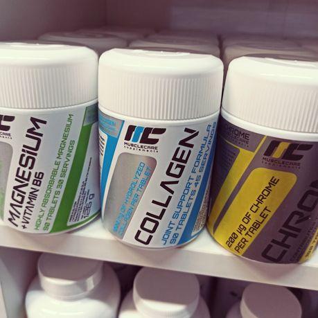 Muscle Care Collagen 90tab, Kolagen, Ochrona Stawów i Ścięgien