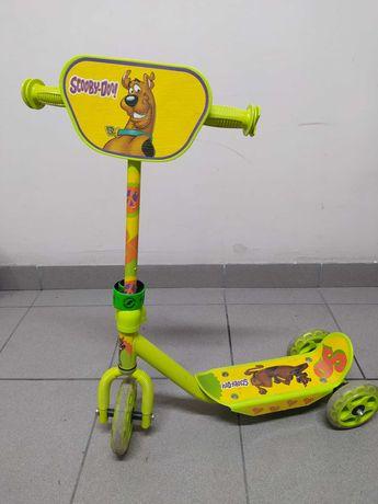 Hulajnoga  Scooby Doo