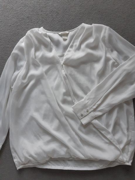 Bluzka ciążowa i do karmienia H&M Mama xl