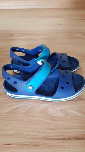 Crocs, niebieskie, C13, rozmiar 30-31