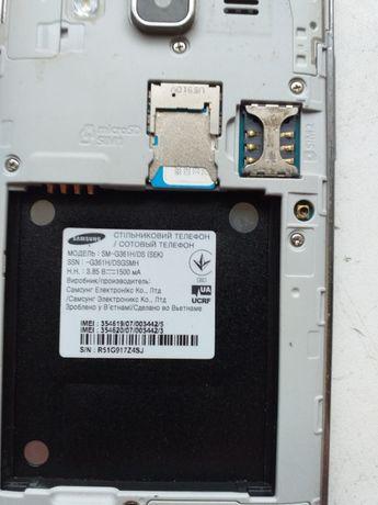 Samsung SM-G361 H/DS(SEK)