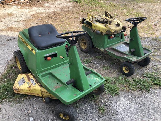 Traktorki, traktorek kosiarka John Deere 66 cena za 2 szt