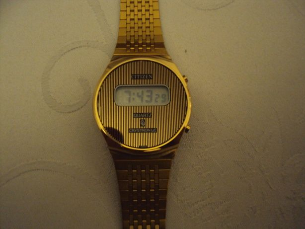 zegarek citizen nowy antyk pozlacany