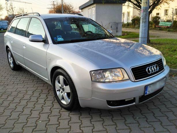Audi A6 2.5 TDI 180Km Quattro 2004r Lift