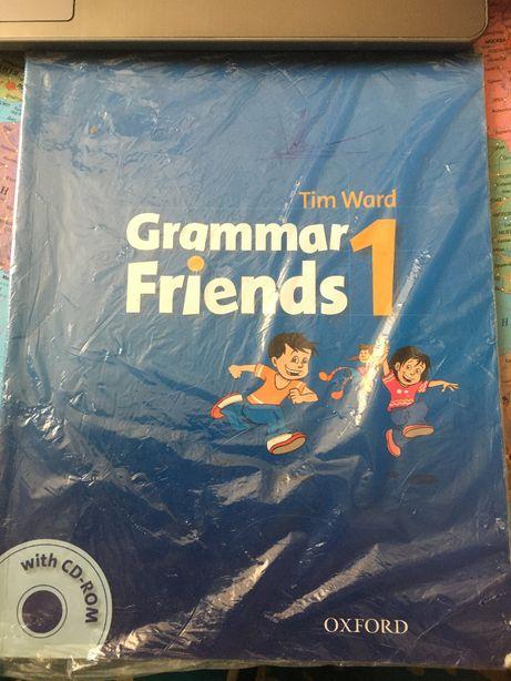 рабочая тетрадь для изучения английского Grammar Friengs 1