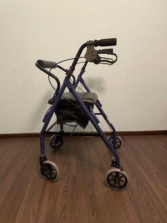 Podpórka inwalidzka balkonik chodzik jak nowy