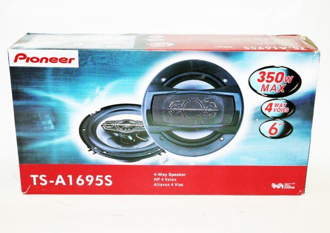 Автомобільна акустика колонки 16см (350W)