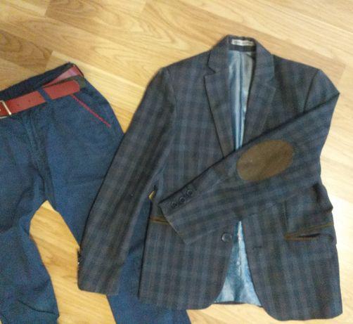 Пиджак на маленького модника