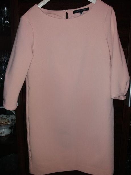 Sukienka TOP SECRET roz.38 kolor łososiowy