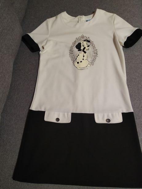Sukienka Disney Oryginal Marines r.146