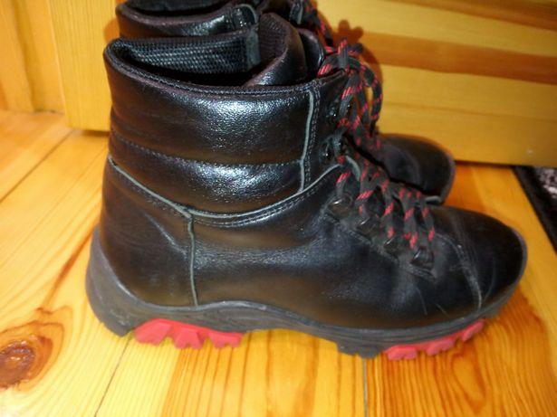 Ботинки зимнии мида