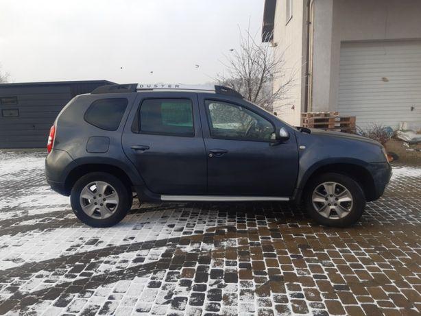 Dacia Duster, Laurente, rok prod. 2014, 4x4, gaz BRC, alufelgi,