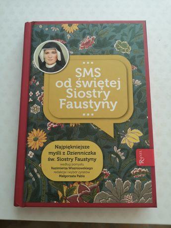 SMS od Świętej Siostry Faustyny książka