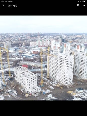 Двухкомнатная квартира возле метро Гагарина WD2