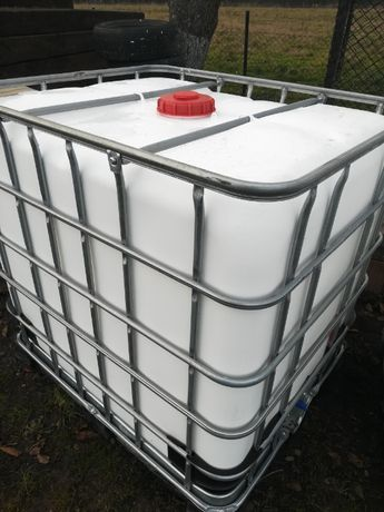 Mauser zbiornik na wodę