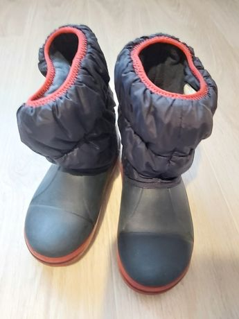 Сапожки Crocs j1
