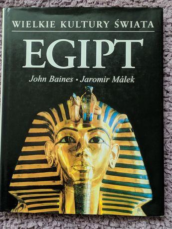 Wielkie kultury świata Egipt autorzy . BAINES, MALEK