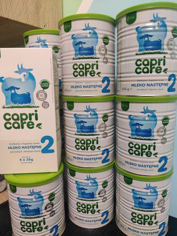 Детская смесь Capricare-2  (с 6 мес до 1 года) 400г Ненни Нэнни