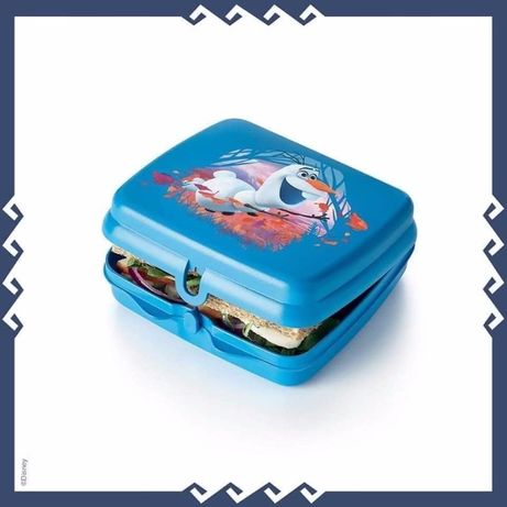 Sanduicheira Tupperware Frozen - Super Preço