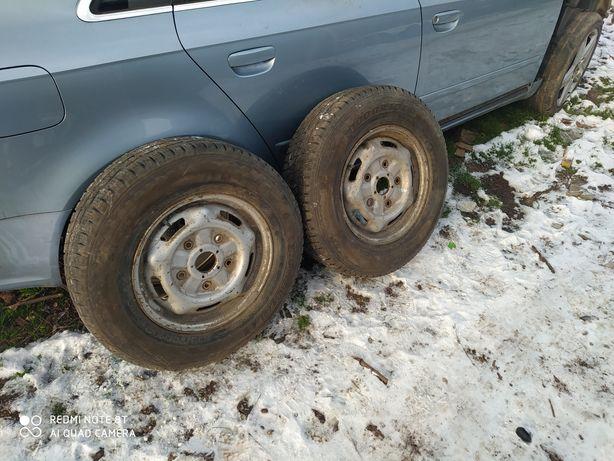 Ford transit opony z felgami