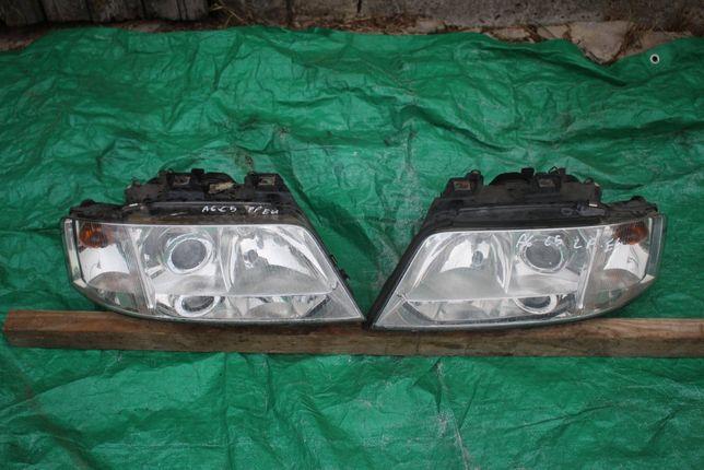 Lampy Audi A6 C5 Soczewka Eu.