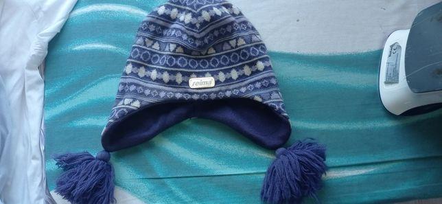 Reima шапка девочка