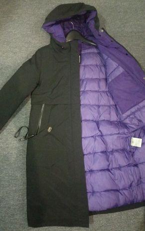 Зимняя парка,куртка,пальто S