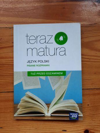 Teraz matura język polski tuż przed egzaminem - pisanie rozprawki