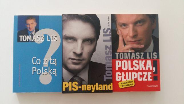 Tomasz Lis - Co z tą Polską, PIS-neyland, Polska głupcze
