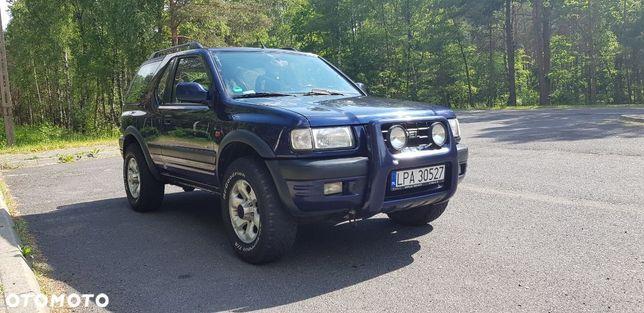 Opel Frontera OPEL Frontera B 2,2 BENZYNA