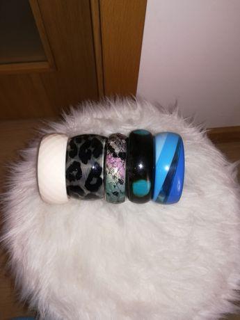 Conjunto de 5 pulseiras