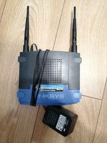 Router Linksys WRT54GL v1.1 + Tomato 1.28