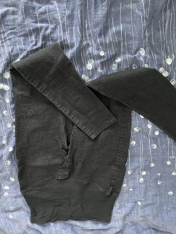 Spodnie ciazowe L rurki