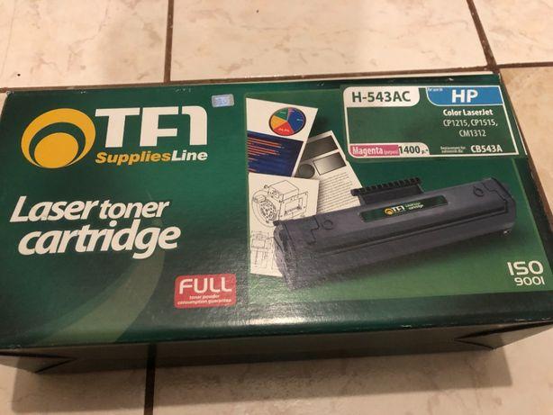 Nowe Kartridż do drukarki laserowej HP CB543A Kolor Magenta H-543AC