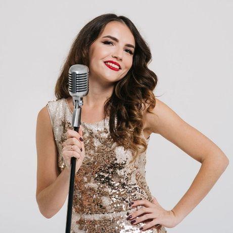 Певица, вокал на праздник, живая музыка!