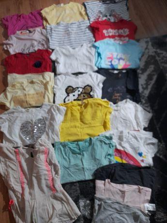 Paka koszulek 140-152