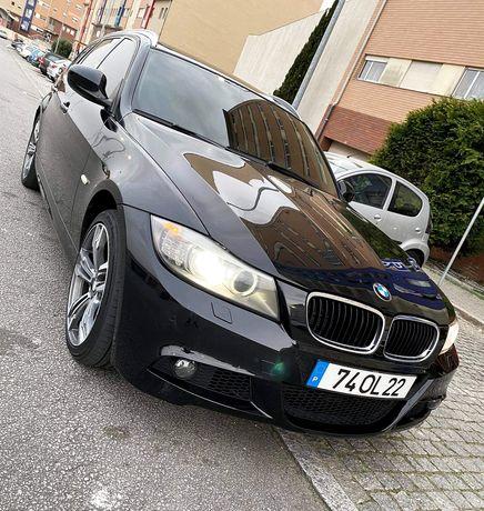 BMW 320D LCI Pack M