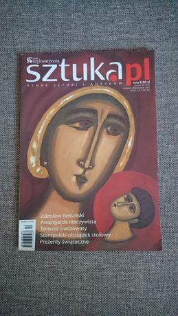 Sztuka.pl - Gazeta Antykwaryczna - magazyn