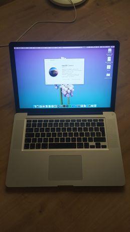 "Macbook PRO 15"" 12GB 256SSD"