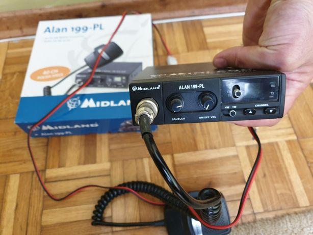 CB Radio Alan 199 PL