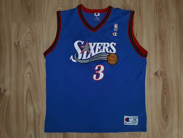 Koszulka L Champion Philadelphia 76ers Iverson 3