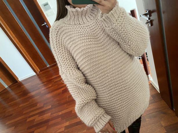 Sweter golf rozmiar S
