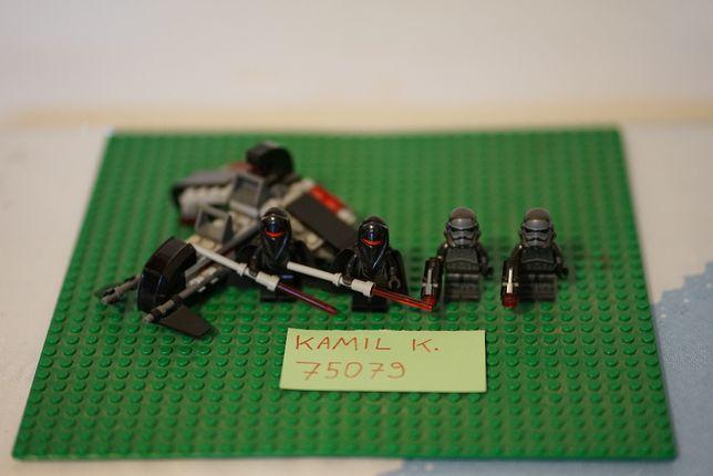 Lego Star Wars 75079 Mroczni szturmowcy Shadow Troopers