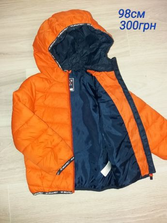 Куртка 98 см для хлопчика.Весна-осінь