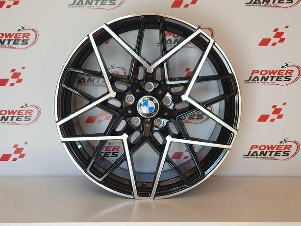 """jantes BMW M8 Competition em 20"""" 5x120!"""