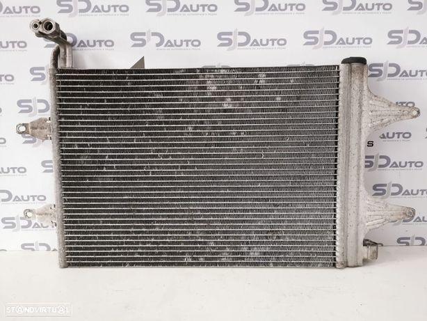 Radiador do Ar Condicionado - Seat Ibiza 6L 1.9 TDI