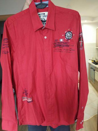 Koszula czerwona marki Camp Dawid