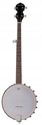 Banjo Bandżo Harley Benton BJO-35Pro 5 Strun Nowa Sklep