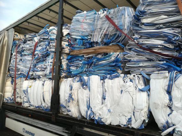 Używane I NOWE Worki BIG BAG 94/94/162 cm duże ilości na zboże