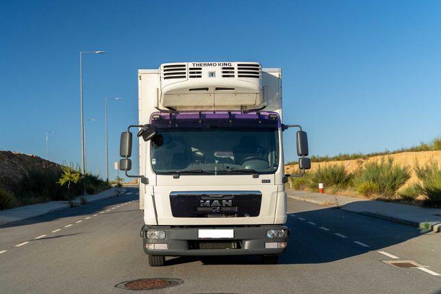 Camião Man TGL-12.250